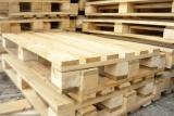 деревянные поддоны 800*1200 облегченный