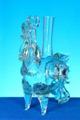 Сувенирная бутылка Петух